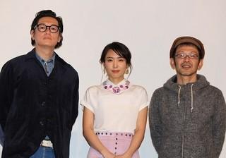 佐伯一麦氏の小説を映画化「青い車」