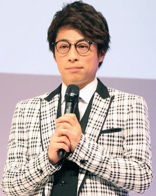 イベントに出席した田村淳「映画ドラえもん のび太の南極カチコチ大冒険」