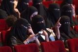 サウジアラビアに35年ぶり映画館!