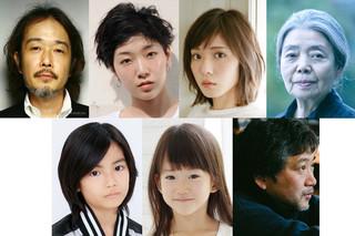 是枝裕和監督最新作に演技派が結集「万引き家族」
