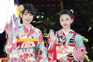 山本舞香&桜井日奈子「ママレード・ボーイ」