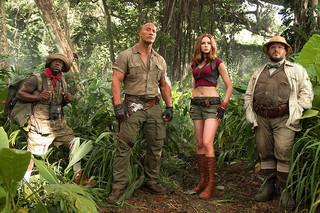 1位の「ジュマンジ ウェルカム・トゥ・ジャングル」「ジュマンジ ウェルカム・トゥ・ジャングル」