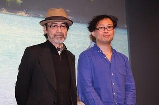 諏訪敦彦監督と岡田利規氏「ライオンは今夜死ぬ」