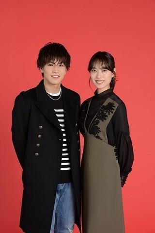 初共演の岩田剛典&戸田恵梨香