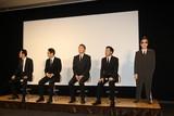 「バイプレイヤーズ」俳優5人、キャーキャー言われ「嵐に間違えられた?」