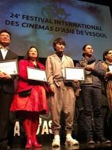 日本初!「おじいちゃん、死んじゃったって。」ヴズール国際アジア映画祭国際審査員グランプリ受賞