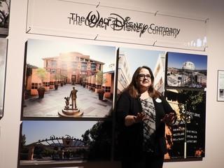 ウォルト・ディズニー・アーカイブスの ディレクター、ベッキー・クライン氏「美女と野獣」