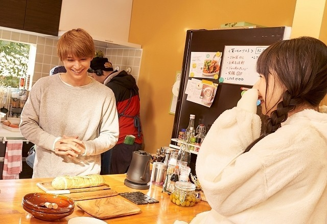 桜井日奈子&吉沢亮、初キスシーンにド緊張!「ママレード・ボーイ」初々しい共演を語る
