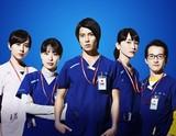 山下智久「劇場版コード・ブルー」シリーズ史上最悪の災害をとらえたポスター&特報公開