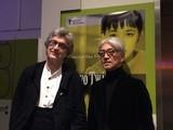 坂本龍一、ベルリン映画祭でパフォーマンス披露 ベンダースとは小津安二郎語る