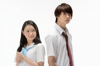 葵わかな&佐野勇斗がW主演、制服姿も披露「青夏 Ao-Natsu」