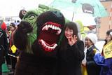 ゆうばり国際ファンタスティック映画祭2018開幕!川栄李奈らがメロン熊の餌食に?!