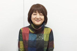 JFC理事長の田中まこ氏「エキストランド」
