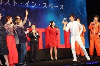 日本を満喫している様子「魔女の宅急便」