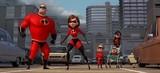 「インクレディブル・ファミリー」がアニメ映画として全米史上No.1のオープニング成績