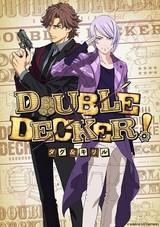 「DOUBLE DECKER!」早見沙織&安済知佳、大地葉&種崎敦美がバディ結成 今秋から放送