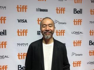 第43回トロント国際映画祭に参加した 塚本晋也監督