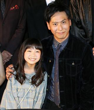 山下健二郎と新井美羽