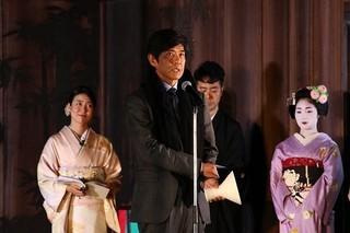 三船敏郎賞を受賞した佐藤浩市