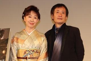 三田佳子と奥山和由氏