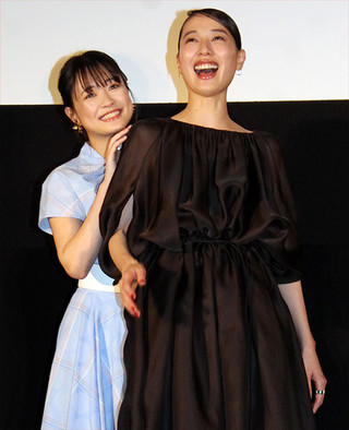 戸田恵梨香と大原櫻子