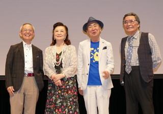 大島渚監督「夏の妹」が沖縄で特別上映された