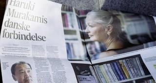デンマークの翻訳家メッテ・ホルムの仕事を映す