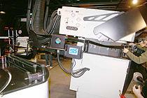 IMAXの映写機