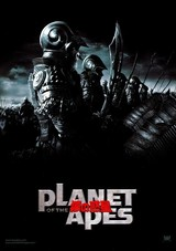 PLANET OF THE APES 猿の惑星