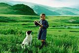 天空の草原のナンサ