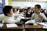 中華学校の子供たち
