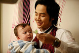 赤ちゃんと僕
