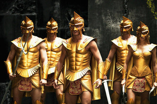 インモータルズ 神々の戦い