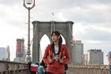 ブルックリン橋をわたって