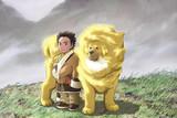 チベット犬物語 金色のドージェ