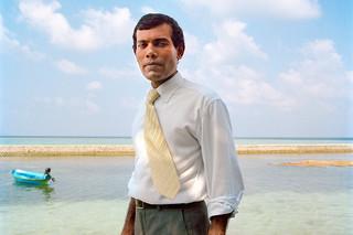 南の島の大統領 沈みゆくモルディブ