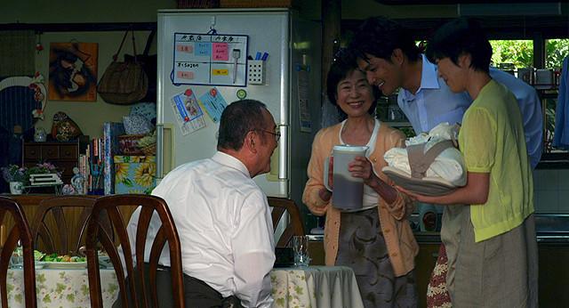 大森暁美の「日本の悲劇」の画像