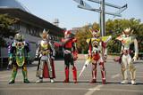 仮面ライダー×仮面ライダー ドライブ&鎧武(ガイム) MOVIE大戦フルスロットル