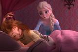 アナと雪の女王 エルサのサプライズ