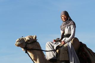 アラビアの女王 愛と宿命の日々