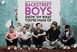 BACKSTREET BOYS: SHOW 'EM WHAT YOU'RE MADE OF