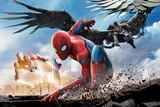 「スパイダーマン ホームカミング」動画
