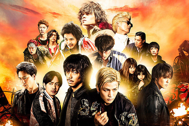 「high&low the movie3」の画像検索結果