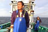 新地町の漁師たち