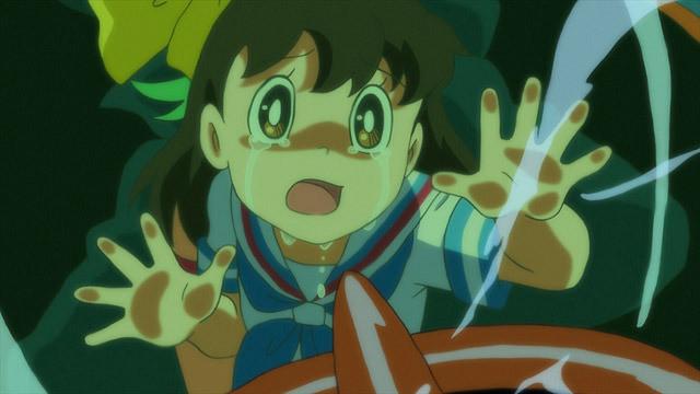 泣いている!ドラえもん 宝島の画像です。
