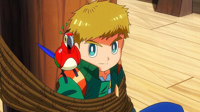 捕まった!かっこいいドラえもん 宝島の画像です。