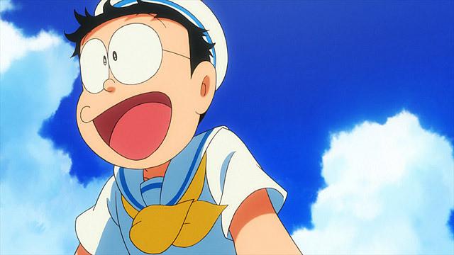 ドラえもん 宝島の驚きのかっこいい画像です。