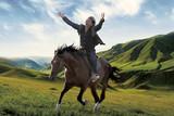 「馬を放つ」動画