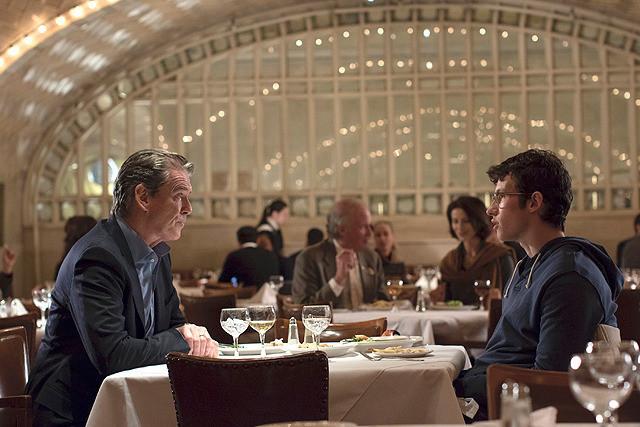 ピアース・ブロスナンの「さよなら、僕のマンハッタン」の画像