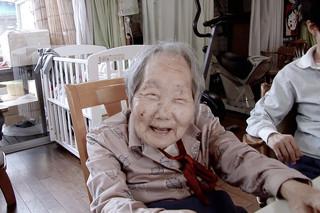 僕とケアニンとおばあちゃんたちと。